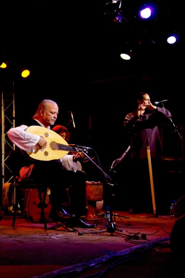Saïd Chraïbi & Guillaume Barraud